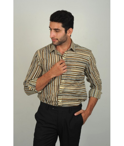 Doppler Shirt - Men's Full Sleeve - 2 Sided Doppler